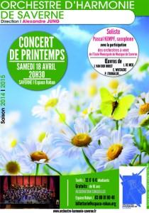 Concert de printemps OHS 18042015 WEB