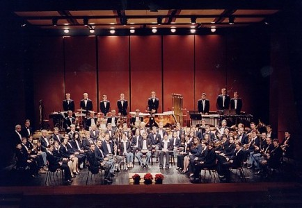 Photo Orchestre Harmonie 2001