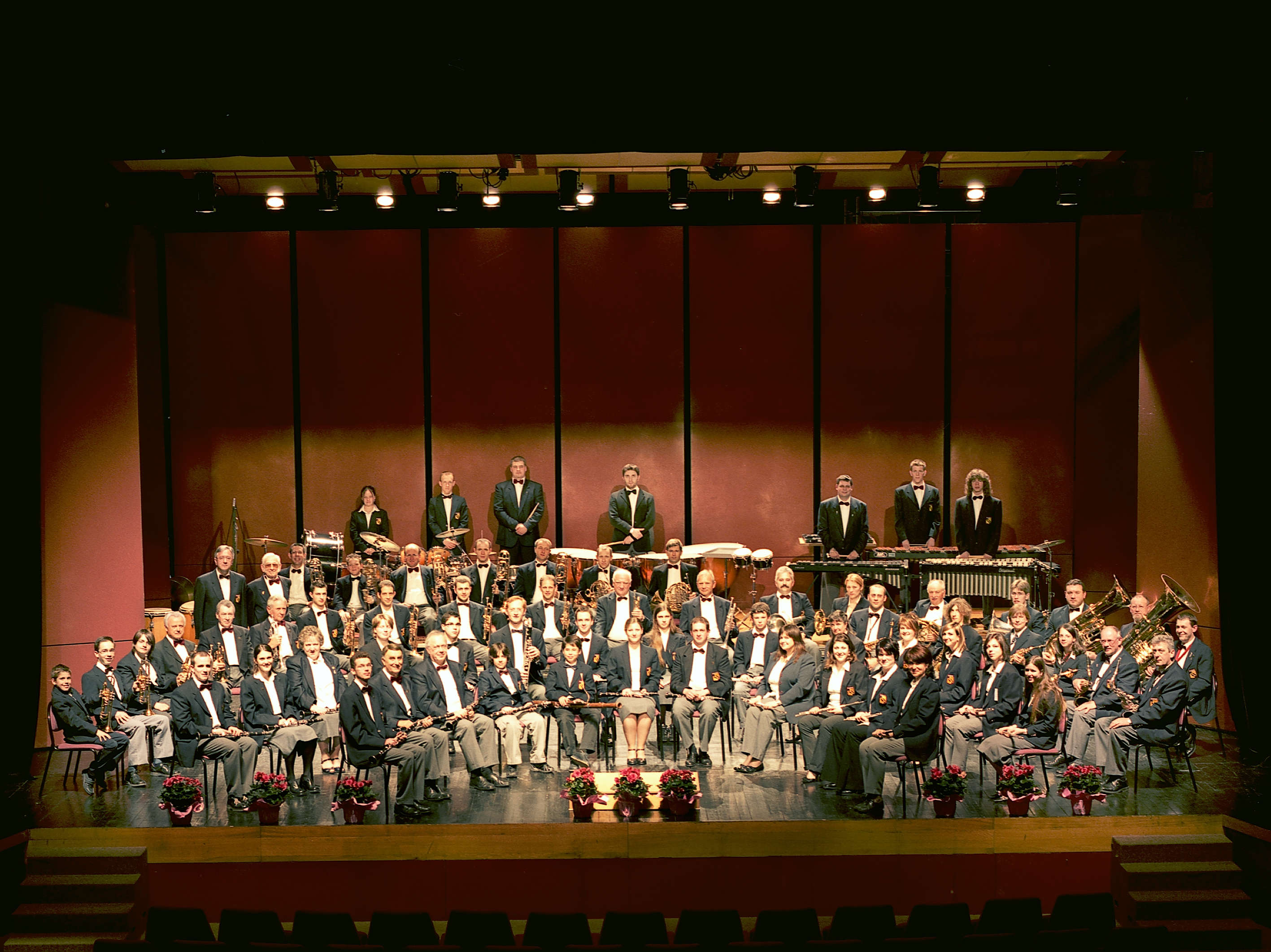 Photo Orchestre Harmonie 2006